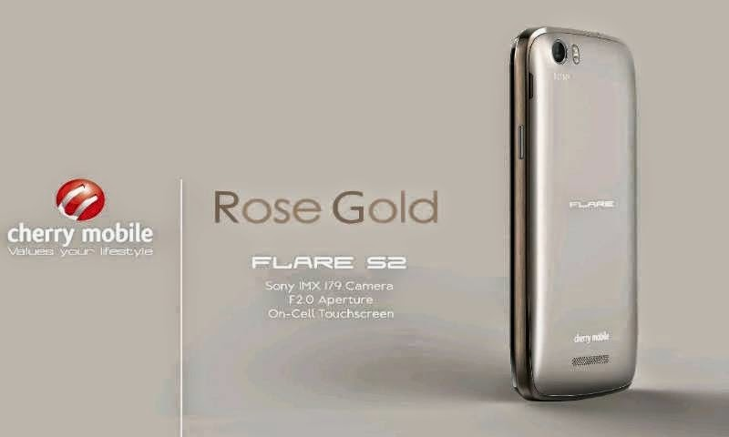 cherry mobile flare s2