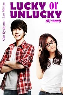 Lucky or Unlucky Part 1 ff nc kyuhyun