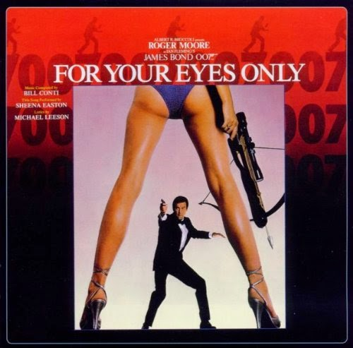 For Your Eyes Only, Bill Conti