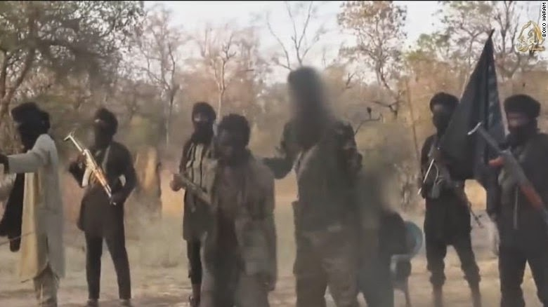 boko haram killed mosul iraq