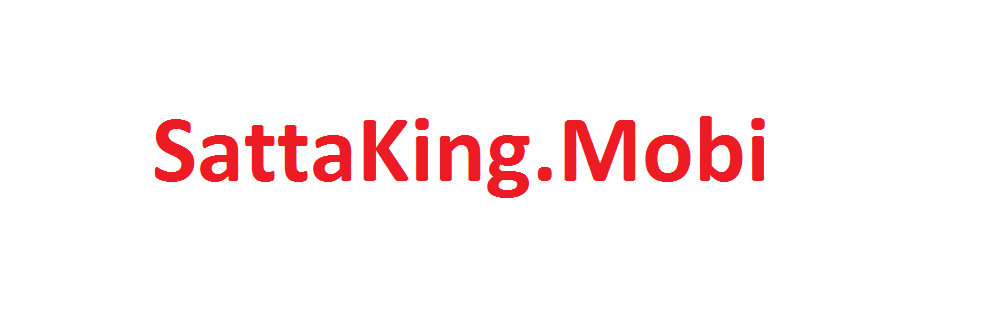 Sattaking.Mobi Biggest Satta King Site In The World Satta King, Gali Satta, Satta Result Number