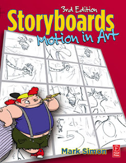 Storyboards: Motion In Art - Book