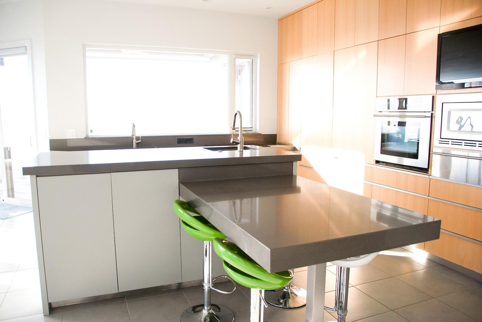 Kitchen counters kitchens and chic on pinterest caesarstone kitchen