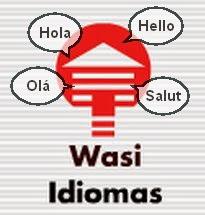 Patrocinado por: Wasi Idiomas - Aula Presencial ou Online