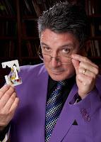 Magician Daryl Martinez