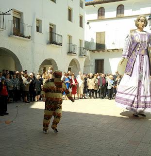 Cipotegato de Híjar, 23 de abril de 2013, (plaza de la Villa)