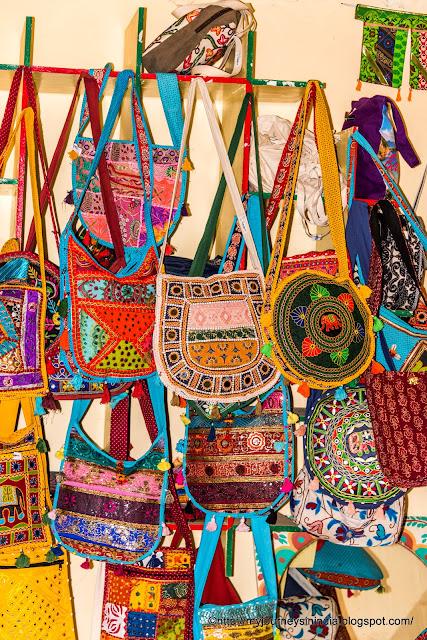 Colorful Handbags Rajasthan
