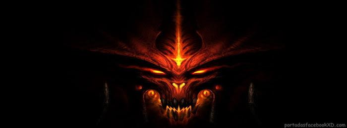 videojuegos, diablo, imagen de portada de facebook