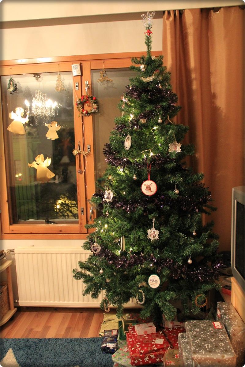 Photoframe Christmas Decorations