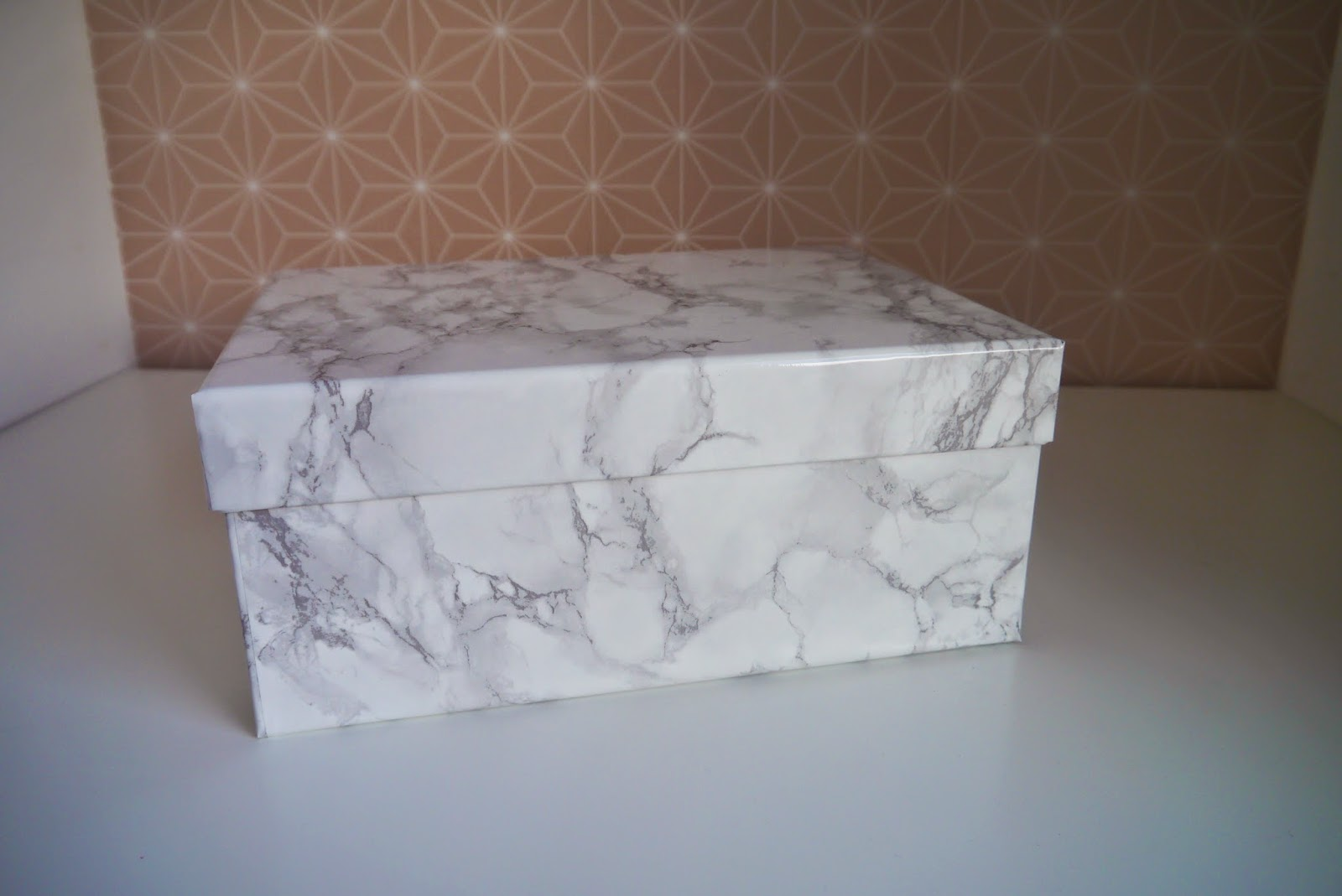 How To Make Marble Storage Boxes Part One