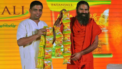 launched, atta noodles, ayurvedic, patanjali, baba, ramdev, healthy, fssai, license, trouble, issue, maggie