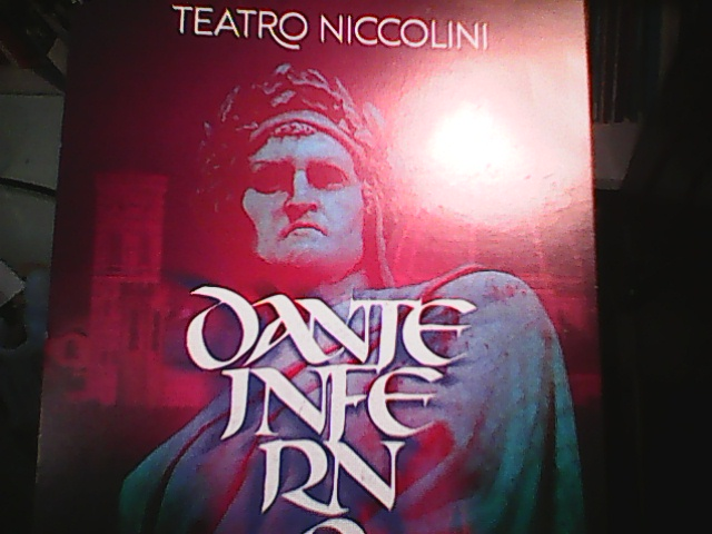 performance to thE [[THEATRO NICOLINI]] JUNE 17 FLORENCE