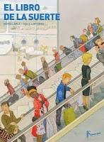 Club de lectura juvenil, El libro de la suerte
