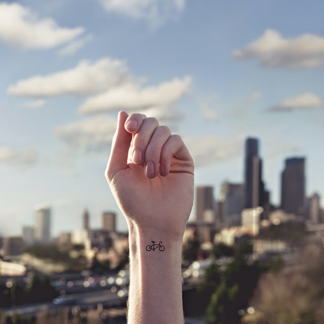 tiny tattoo by austin tott