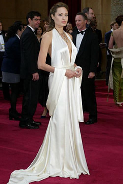 Jackets Set Me Free : Elegant White Evening Dress