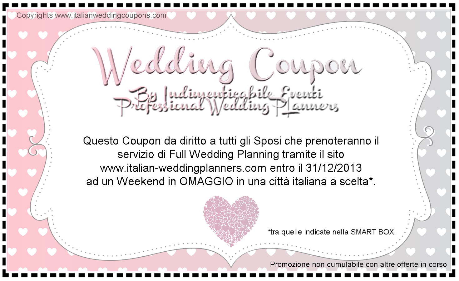 Wedding collectibles discount coupon code