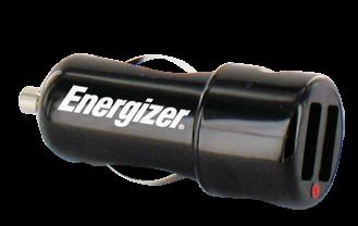 CARGADOR USB ENERGIZER