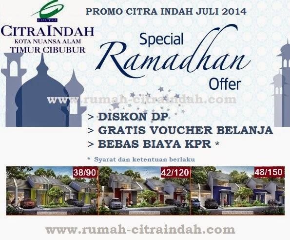 Promo Citra Indah Juli 2014 ( Spesial Ramadhan)