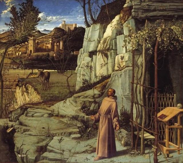 la tempesta di giorgione. by Giorgione over 30 years