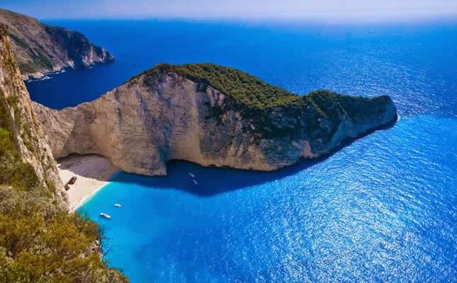 Navagio Beach - Zakynthos, Grécia