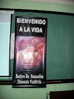 "RETIRO ""BIENVENIDO A LA VIDA "" EN PUNTA ARENAS."