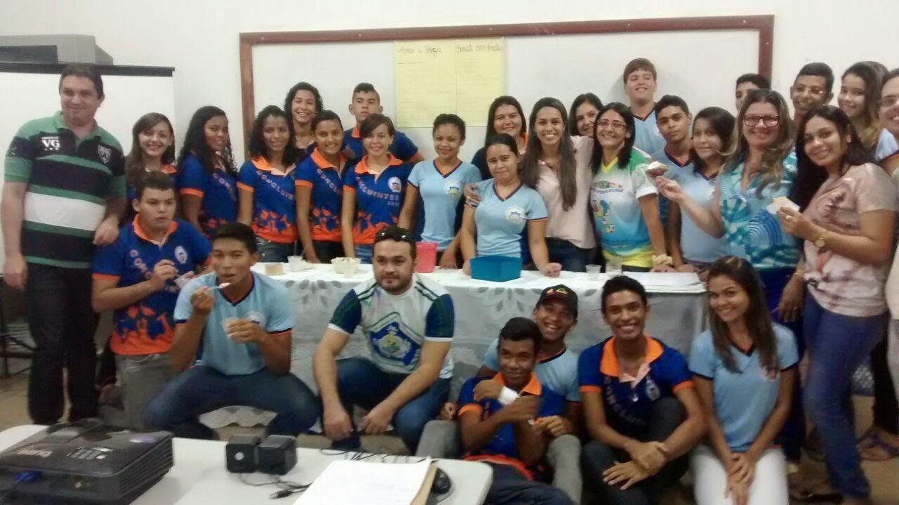 Secretária de Saúde realiza saúde na escola (PSE)