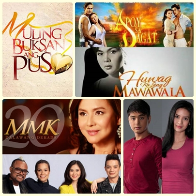 ABS-CBN Dominates List of Top 15 Programs Nationwide in July 2013