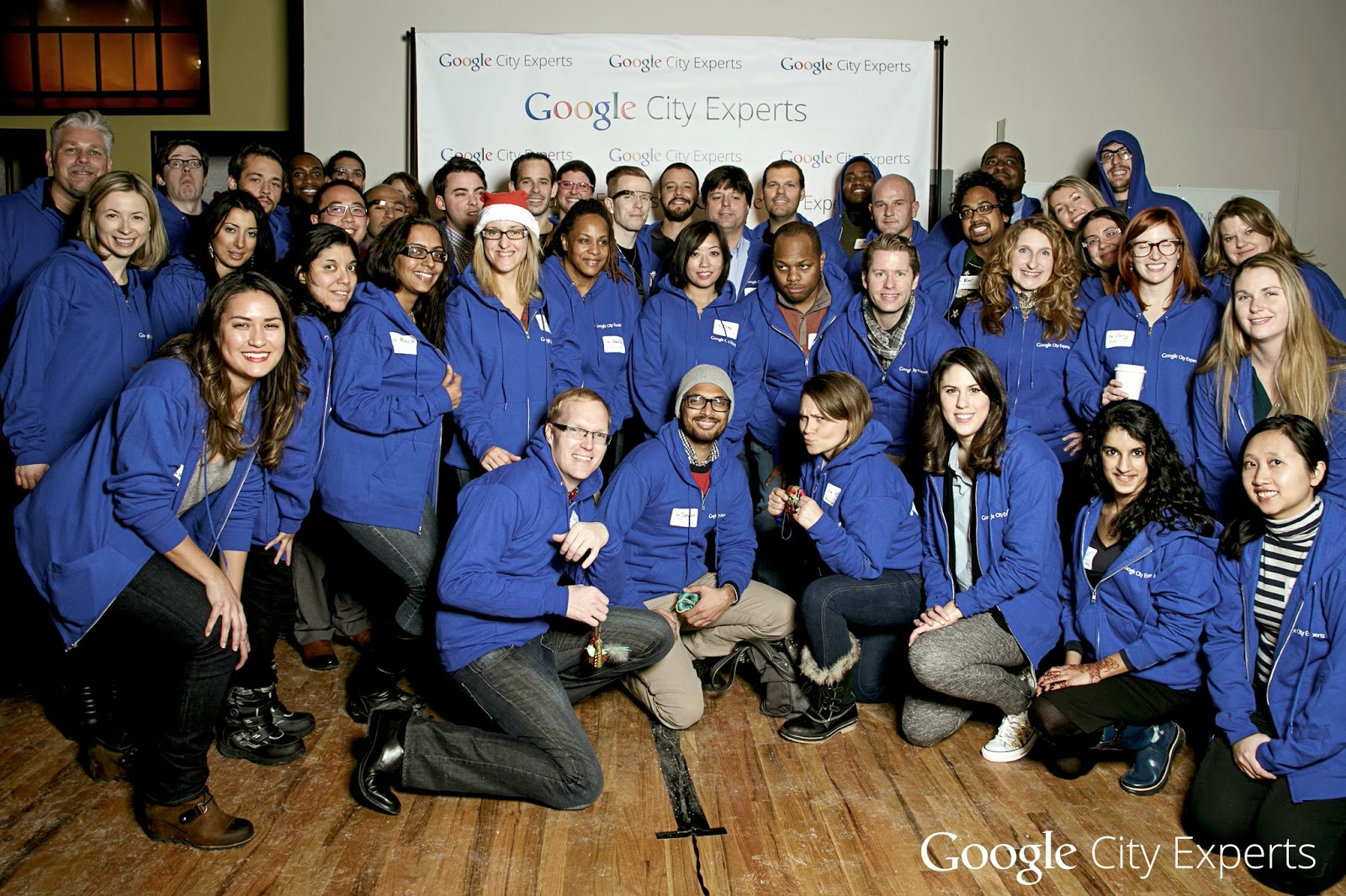 Google City Experts Chicago Homemade Holidays Party