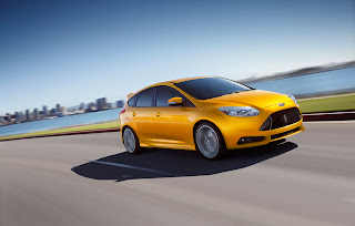 Ford taking Focus ST around America with free Performance Academy_3
