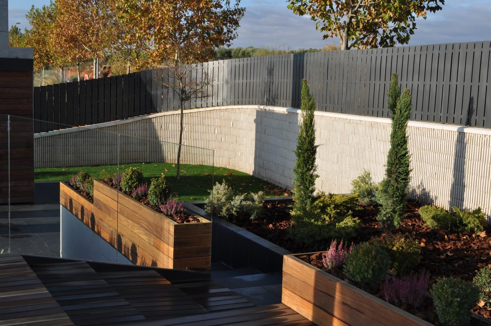 Jardines anaga paisajismo 630535804 - Paisajismo minimalista ...
