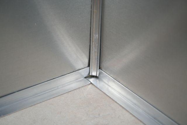 Stainless Steel Metal Flashing : Coping flashings b b sheet metal
