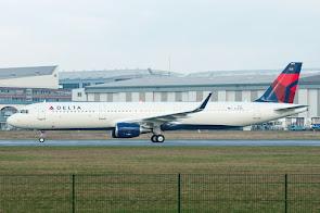1st. A321 Delta D-AVZL