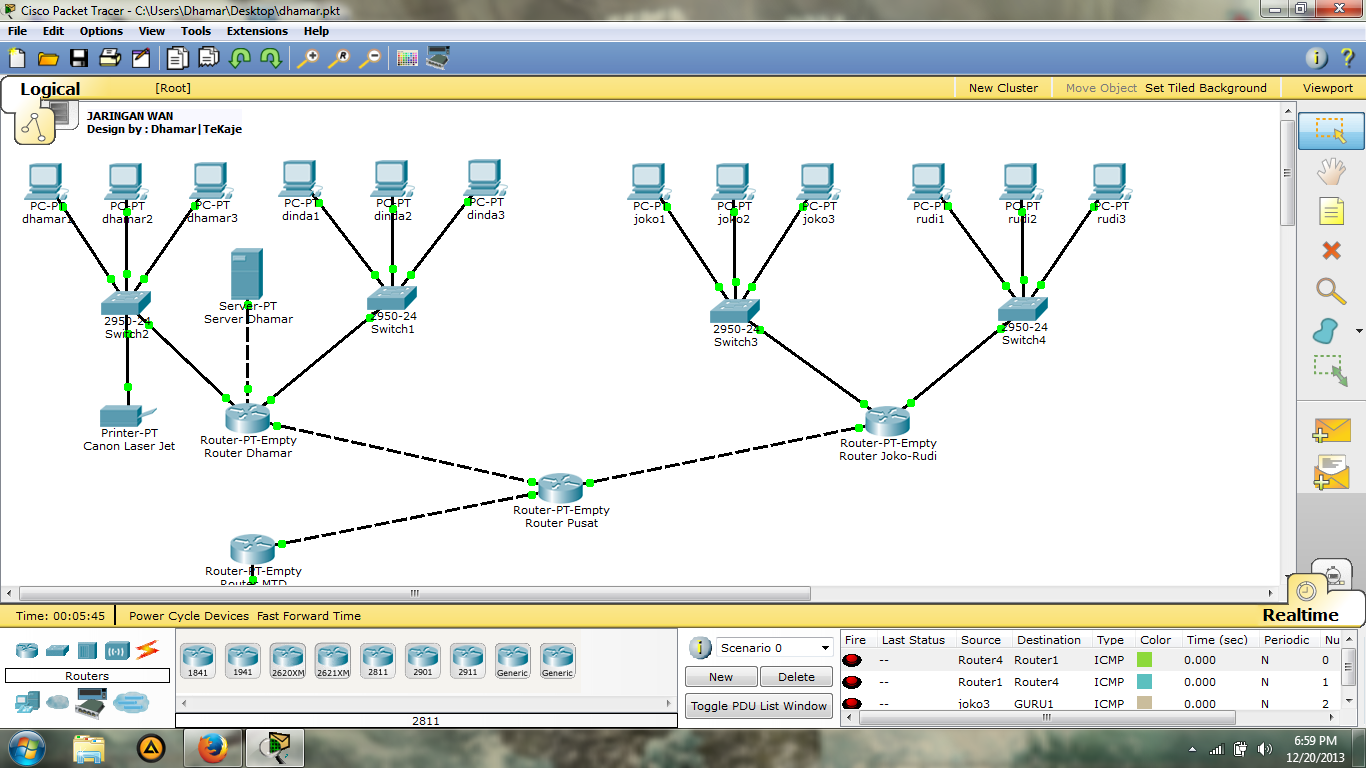 Packet tracer 70 available for download - packet tracer network