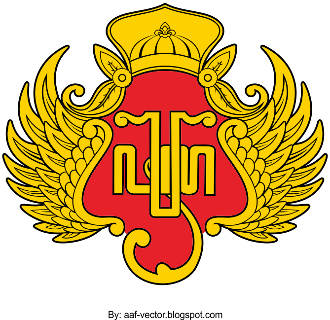 Vector Logo: Logo Kraton Jogja