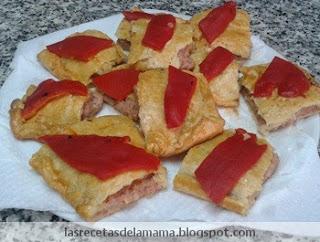 Receta De Empanada De Carne Picada Y Bechamel
