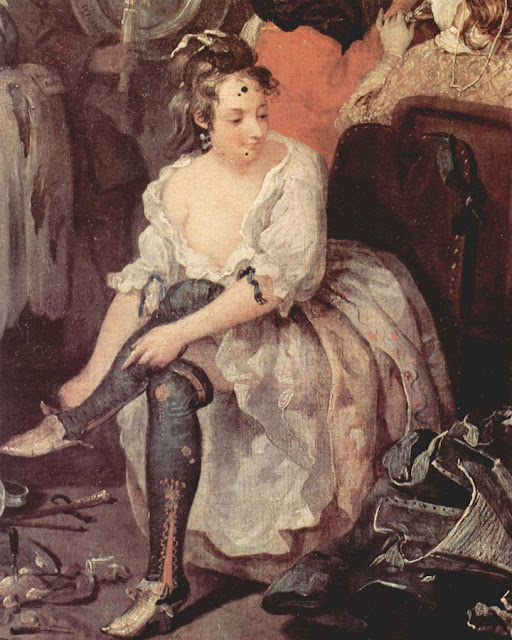 Ekduncan my fanciful muse late 18th century french for William hogarth was noted for painting