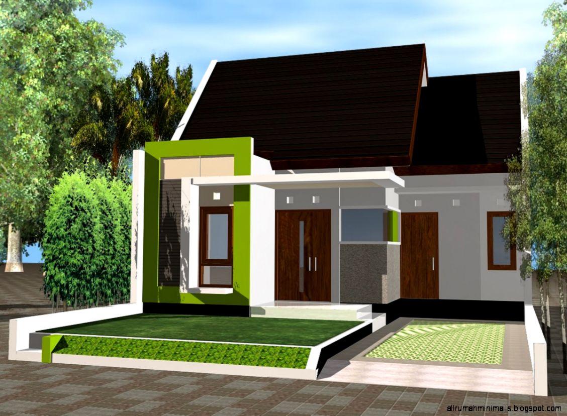 Ide Terbaik Desain Exterior Rumah Minimalis Terbaru Yang Indah