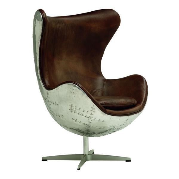 refresheddesigns spotlight on jacobsen 39 s egg chair. Black Bedroom Furniture Sets. Home Design Ideas
