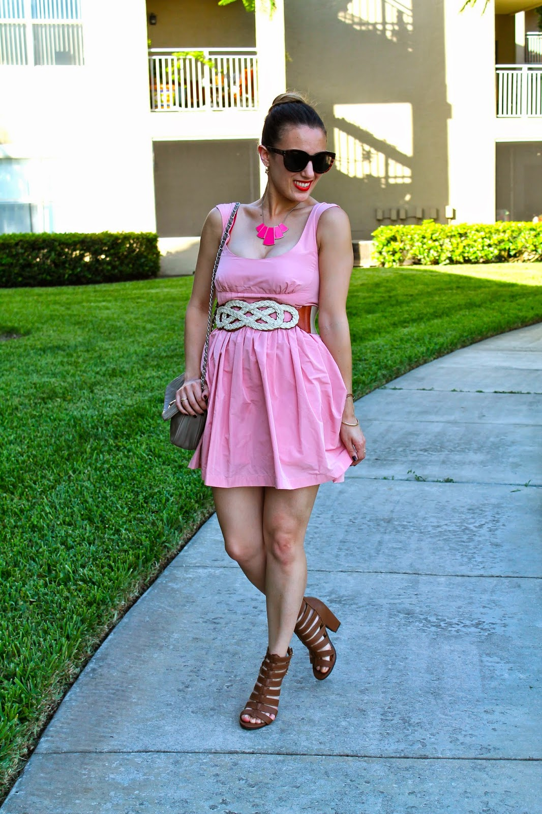 BCBGeneration, Steve Madden, Nordstrom, Forever 21, Anthropologie, Nordstrom, Stella & Dot, fashion blog, fashion, style, what I wore, Miami fashion blogger, Miami, feminine, classic, preppy, southern