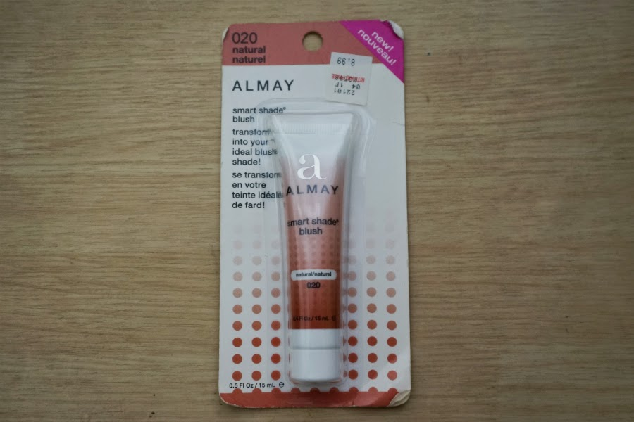 Almay Smart Shade Blush in Natural (020)