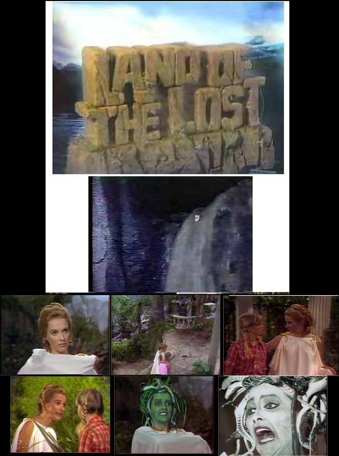 I spent many Saturday mornings watching land of the lost. I loved that show.