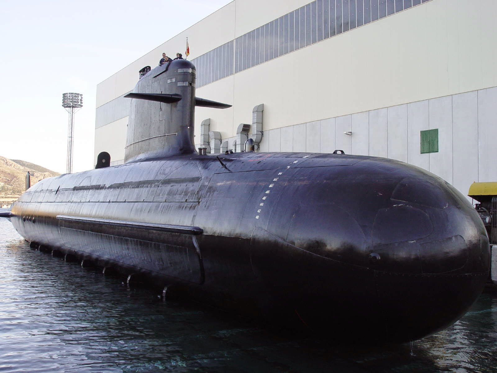 Scorpion Submarine India