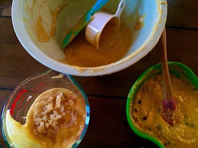 gluten-free waffle and muffin mix