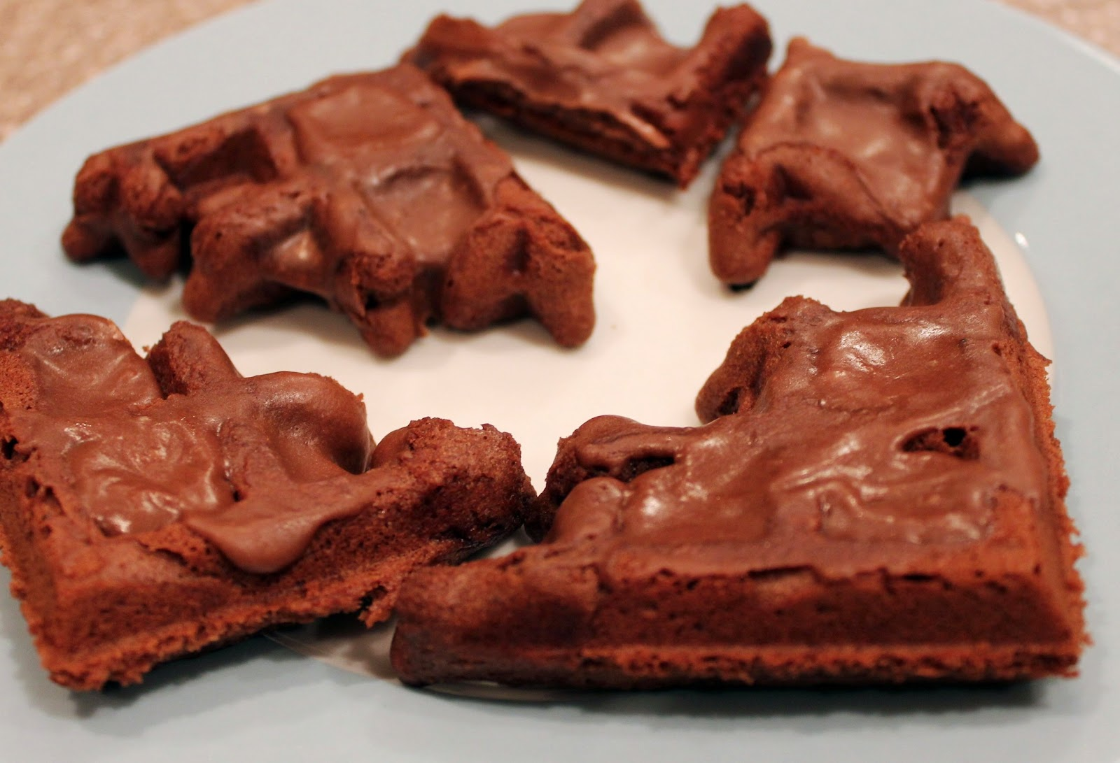 Chocolate Waffle Cookies | Family Heritage Recipes