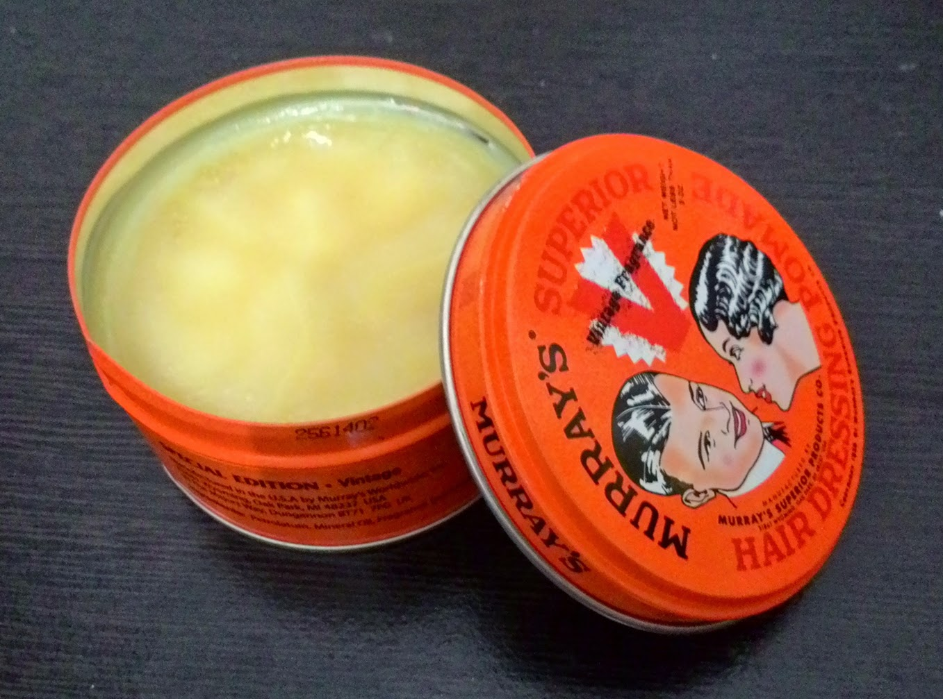 MURRAY's Superior Hair Dressing Pomade (Vintage Fragrance)