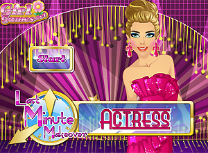 Last Minute Makeover Actress