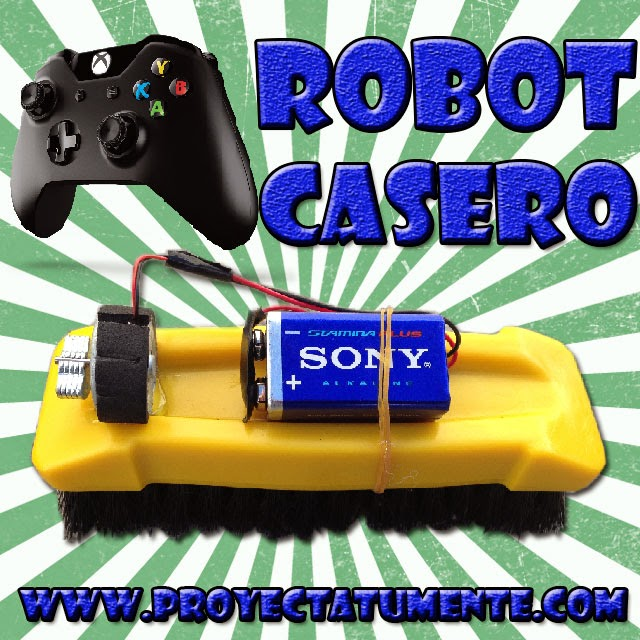 robotica casera electrónica