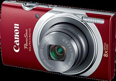 Canon PowerShot ELPH 140 IS (IXUS 150) Camera User's Manual