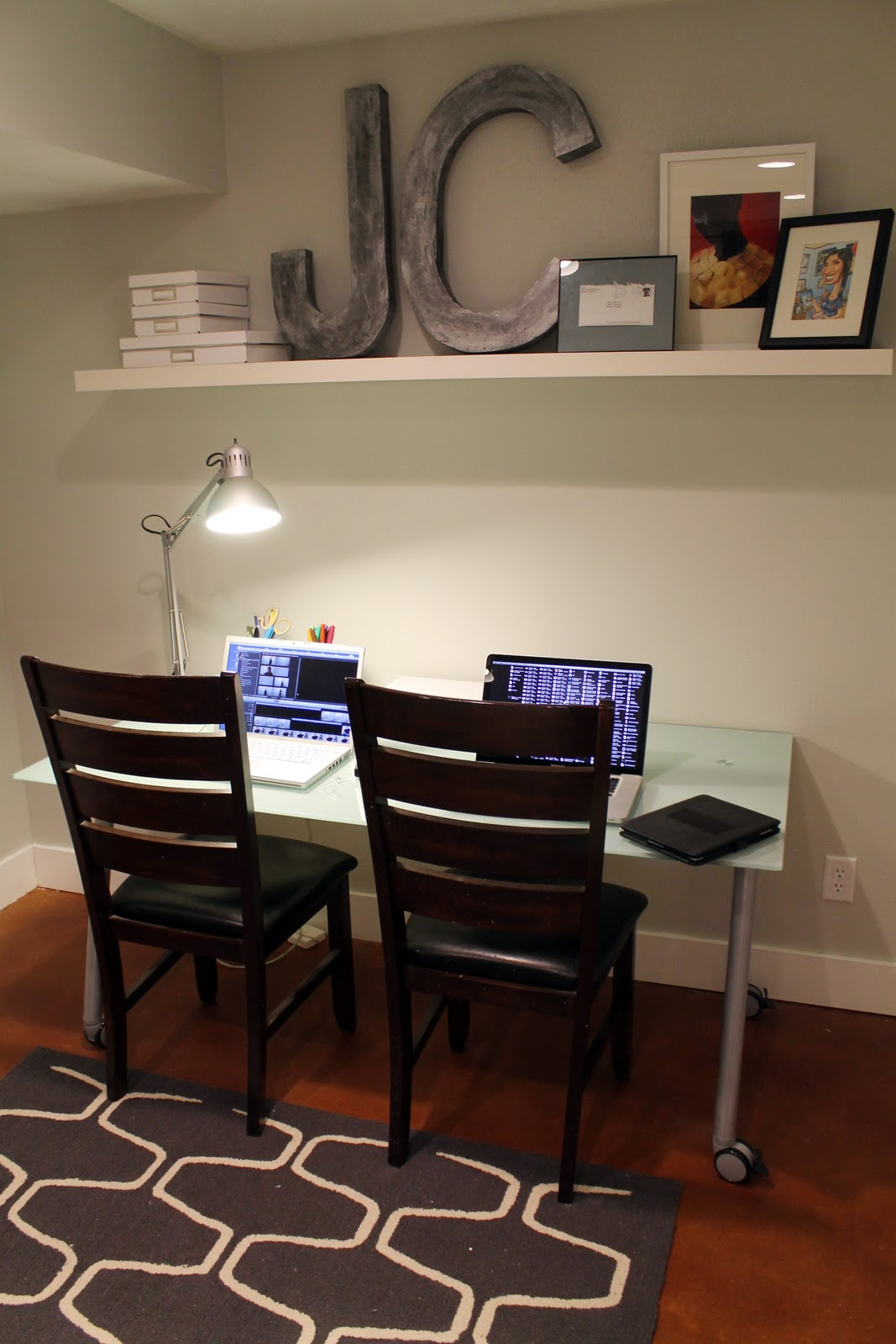 Guest Room Office Reveal Its HERE