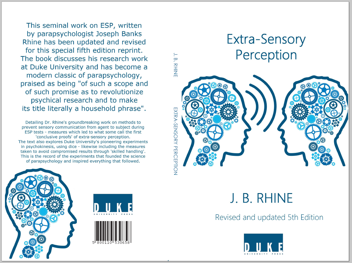 the extra sensory perception in human sight and parapsychology Prayer and health: review, meta-analysis, and research agenda extrasensory perception and quantum models first sight: esp and parapsychology in everyday.